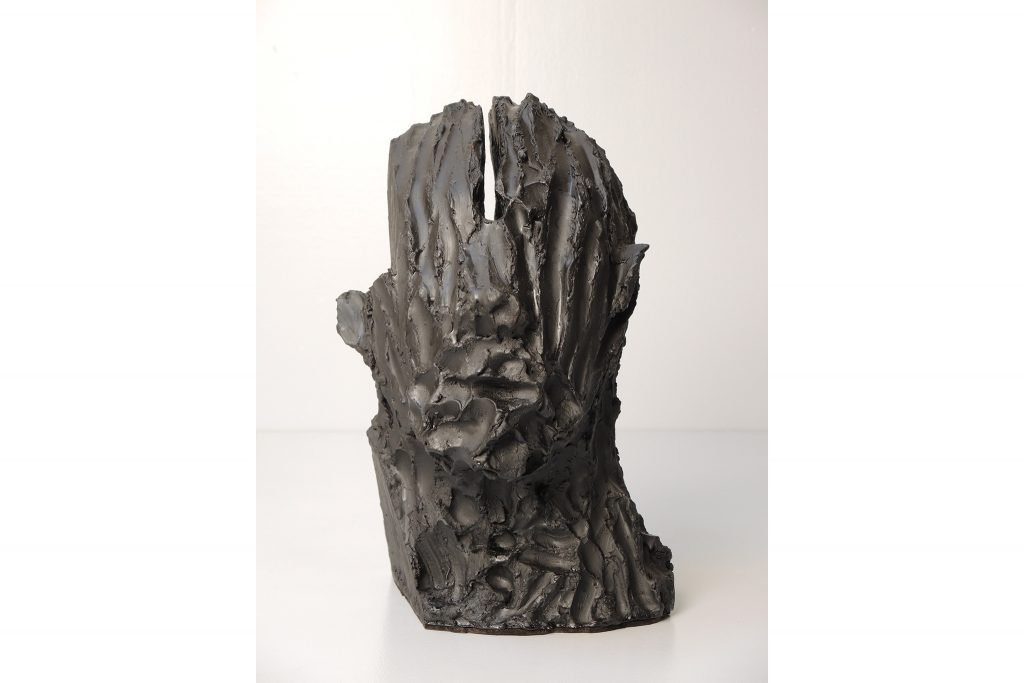 "ANTONIO VIOLETTA ""Polifemo"" - 2014 - bronzo h 37 cm"