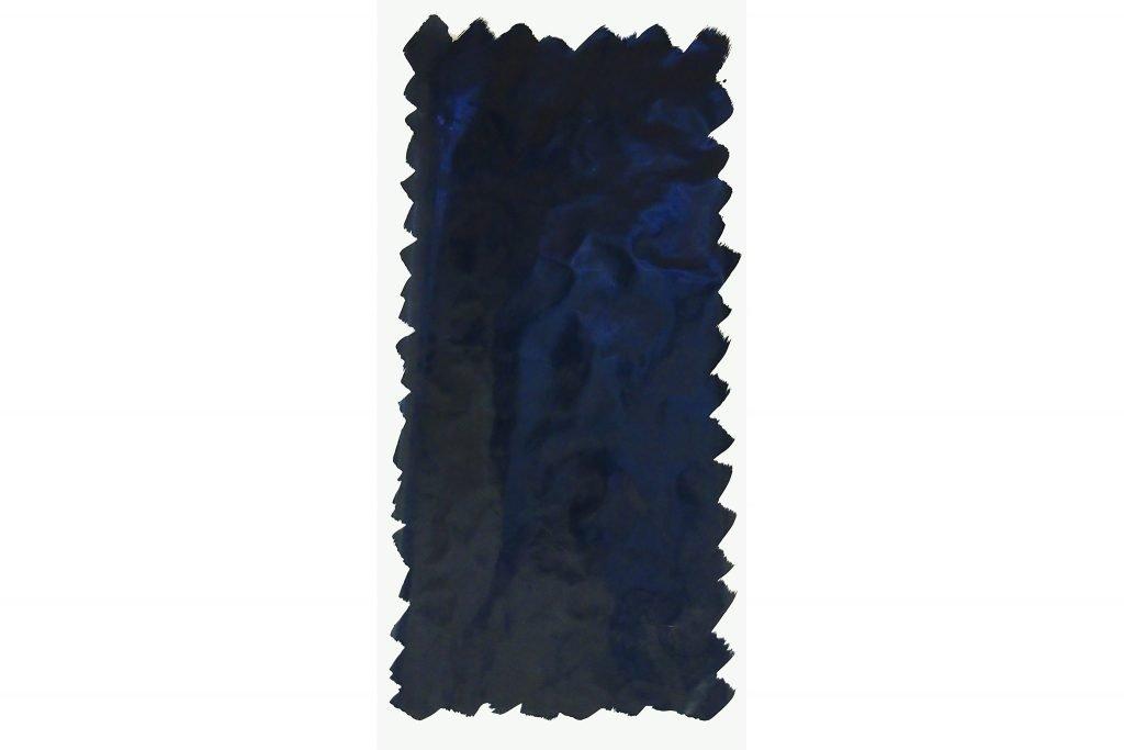 """ANTONIO SCACCABAROZZI """"Senza titolo"""" - 1992 - inchiostro su polietilene 101X50 cm"""