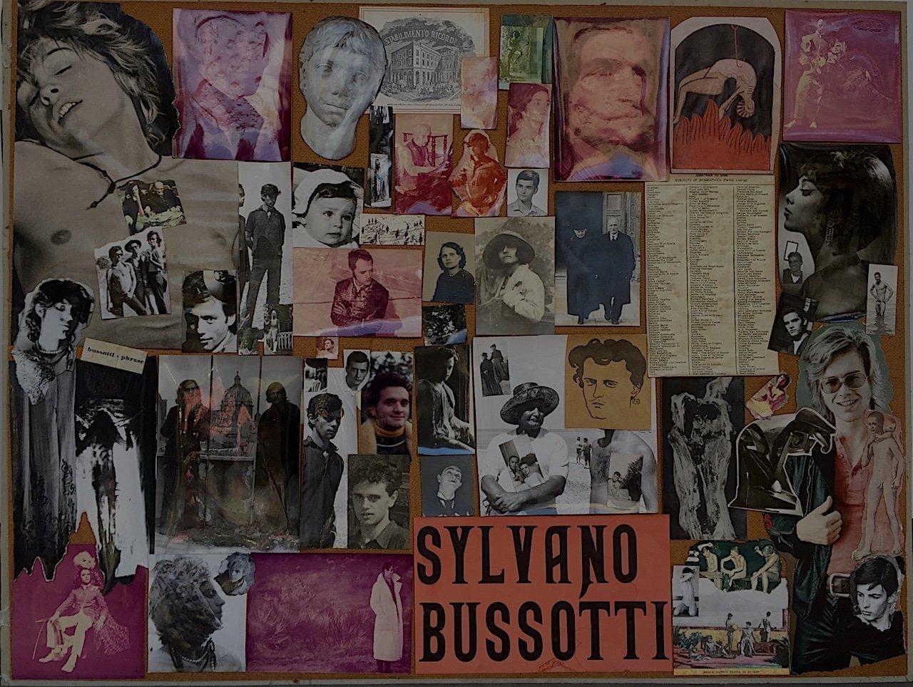 Galleria Clivio<br>presents<br>Sylvano Bussotti