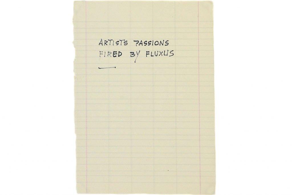 """GIUSEPPE CHIARI """"Arstists passions"""" - inchiostro su carta - 20.5X15 cm"""