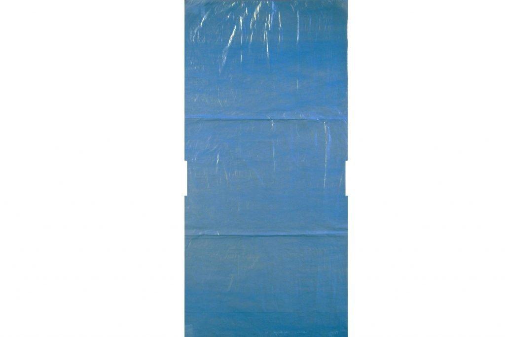 """ANTONIO SCACCABAROZZI """"Venezia"""" - 2002 - polietilene 107x47 cm"""