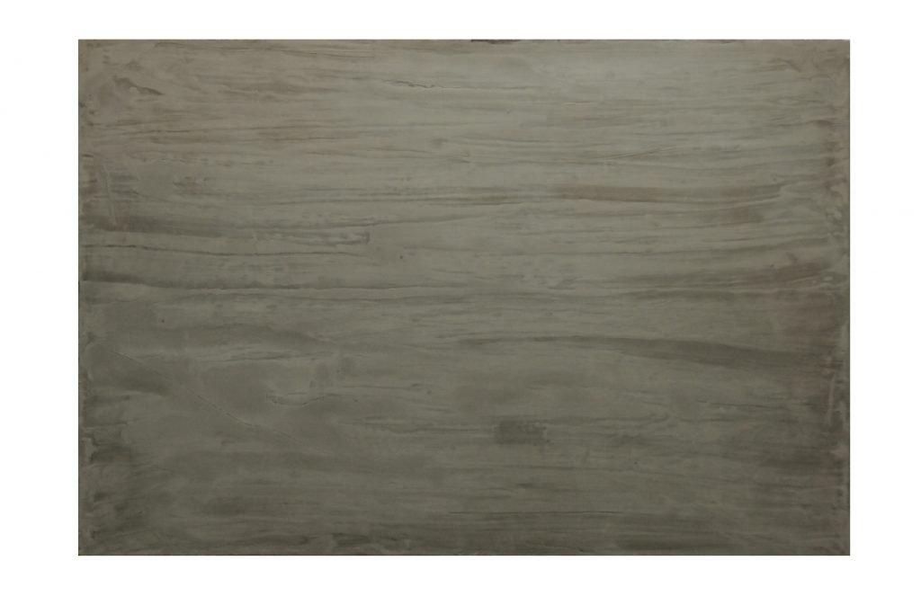 "ENZO CACCIOLA ""10-11-1975"" - 1975- cement on canvas 100x150 cm"