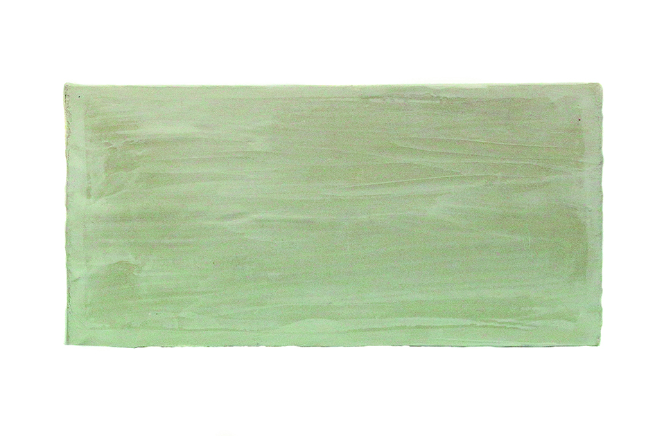 ENZO CACCIOLA-07 - 9-7-1975 - cemento su tela - 20x40 cm
